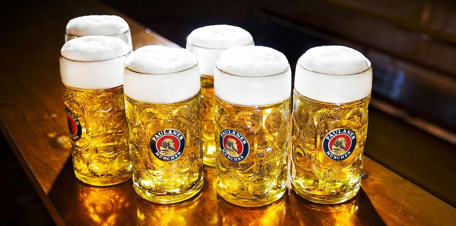 Paulaner Beer Specialties